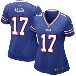 Nike Josh Allen Buffalo Bills Women's Royal Game Jersey