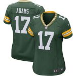 Nike Davante Adams Green Bay Packers Women's Green Game Jersey