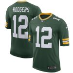 Nike Aaron Rodgers Green Bay Packers Youth Green Classic Limited Player Jersey