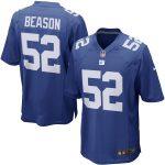 Nike Jon Beason New York Giants Royal Blue Game Jersey