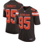 Nike Myles Garrett Cleveland Browns Brown NFL 100 Vapor Limited Jersey