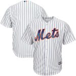 Majestic New York Mets White Big & Tall Cool Base Team Jersey -