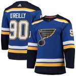 adidas Ryan O'Reilly St. Louis Blues Blue Home Authentic Player Jersey