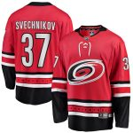 Fanatics Branded Andrei Svechnikov Carolina Hurricanes Red Home Breakaway Player Jersey