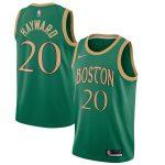 Nike Gordon Hayward Boston Celtics Kelly Green 2019/20 Finished City Edition Swingman Jersey
