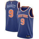 Nike R.J. Barrett New York Knicks Royal 2019 NBA Draft First Round Pick Swingman Jersey - Icon Edition