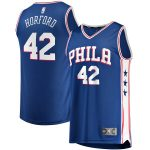 Fanatics Branded Al Horford Philadelphia 76ers Youth Royal 2019/20 Fast Break Replica Jersey - Icon Edition