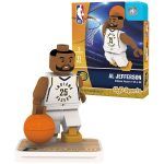 OYO Sports Al Jefferson Indiana Pacers Home Jersey Player Minifigure
