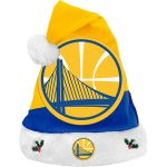 Golden State Warriors Team Basic Santa Hat