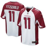 Nike Larry Fitzgerald Arizona Cardinals Youth White Game Jersey