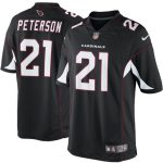 Nike Patrick Peterson Arizona Cardinals Black Team Color Limited Jersey