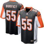 Nike Vontaze Burfict Cincinnati Bengals Black Game Jersey