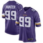 Nike Danielle Hunter Minnesota Vikings Purple Game Jersey