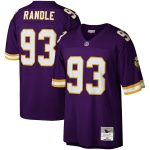 Mitchell & Ness John Randle Minnesota Vikings Purple Legacy Replica Jersey