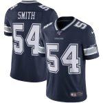 Nike Jaylon Smith Dallas Cowboys Navy NFL 100 Vapor Limited Jersey