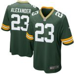 Nike Jaire Alexander Green Bay Packers Green Game Jersey
