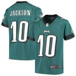 Nike DeSean Jackson Philadelphia Eagles Youth Midnight Green Home Game Jersey