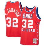 Mitchell & Ness Magic Johnson Red Western Conference 1988 All-Star Hardwood Classics Swingman Jersey