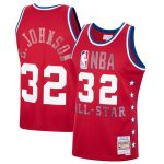 Mitchell & Ness Magic Johnson Red Western Conference 1988 All-Star Hardwood Classics Rhinestone Swingman Jersey