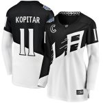 Fanatics Branded Anze Kopitar Los Angeles Kings Women's Black 2020 Stadium Series Breakaway Player Jersey