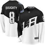 Fanatics Branded Drew Doughty Los Angeles Kings Black 2020 Stadium Series Breakaway Player Jersey