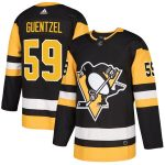 adidas Jake Guentzel Pittsburgh Penguins Black Authentic Player Jersey