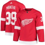 adidas Anthony Mantha Detroit Red Wings Red Authentic Player Jersey