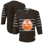 Edmonton Oilers Youth Gray 2020 NHL All-Star Game Premier Jersey