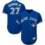 Vladimir Guerrero Jr. Toronto Blue Jays Majestic Alternate Flex Base Authentic Collection Player Jersey - Royal