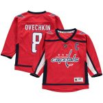 Alexander Ovechkin Washington Capitals Preschool Red Replica Player Jersey