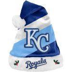 Kansas City Royals Team Santa Hat