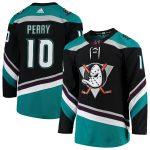 adidas Corey Perry Anaheim Ducks Black Alternate Authentic Player Jersey
