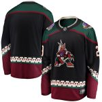 Fanatics Branded Arizona Coyotes Black Alternate Breakaway Jersey
