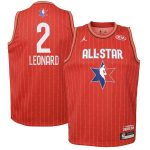 Jordan Brand Kawhi Leonard Youth Red 2020 NBA All-Star Game Swingman Jersey