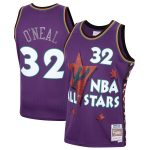 Mitchell & Ness Shaquille O'Neal Purple Eastern Conference 1995 All-Star Hardwood Classics Swingman Jersey