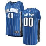 Fanatics Branded Orlando Magic Blue Fast Break Custom Replica Jersey - Icon Edition