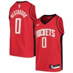 Nike Russell Westbrook Houston Rockets Youth Red Swingman Jersey - Icon Edition