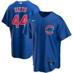 Nike Anthony Rizzo Chicago Cubs Royal Alternate 2020 Replica Player Jersey
