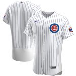 Nike Chicago Cubs White Home 2020 Authentic Official Team Jersey
