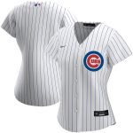 Nike Chicago Cubs Women's White Home 2020 Replica Team Jersey