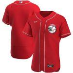 Nike Cincinnati Reds Red Alternate 2020 Authentic Team Jersey