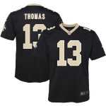 Nike Michael Thomas New Orleans Saints Youth Black Game Jersey