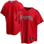 Nike Atlanta Braves Red Alternate 2020 Replica Team Jersey