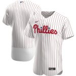 Nike Philadelphia Phillies White Home 2020 Authentic Official Team Jersey