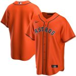 Nike Houston Astros Orange Alternate 2020 Replica Team Jersey