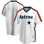 Nike Houston Astros White Home Cooperstown Collection Player Jersey