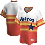 Nike Houston Astros White Home Cooperstown Collection Team Jersey