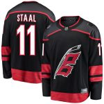 Fanatics Branded Jordan Staal Carolina Hurricanes Youth Black Breakaway Alternate Jersey