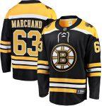 Fanatics Branded Brad Marchand Boston Bruins Black Breakaway Player Jersey