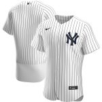 Nike New York Yankees White Home 2020 Authentic Official Team Jersey